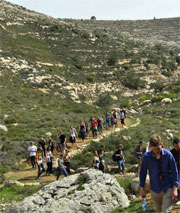 Hike the Holy Land